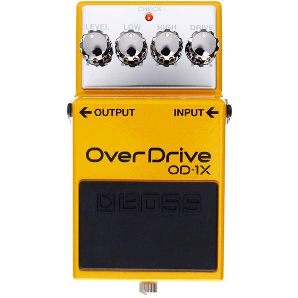 Boss OD-1X Overdrive