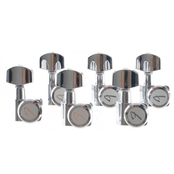Fender Locking Tuners (Chrome) - Meccaniche Autobloccanti