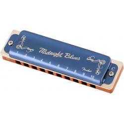 FENDER Midnight Blues Harmonica A