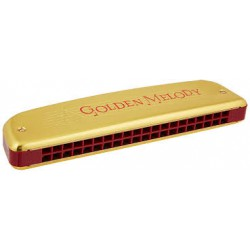 HOHNER GOLDEN MELODY 2416/40 (C)