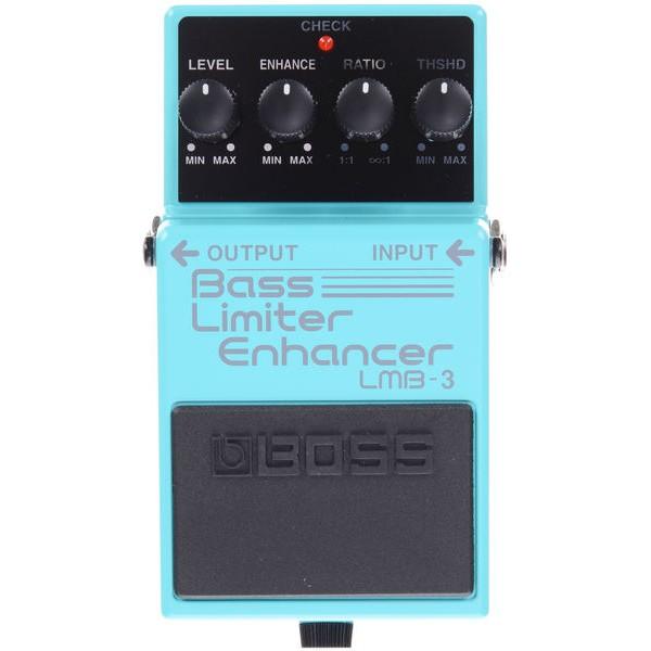 Boss LMB-3 Bass Limiter Enhancer (Usato Garantito)