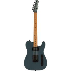 Fender Squier Contemporary Telecaster RH RMN, canna di fucile metallizzato