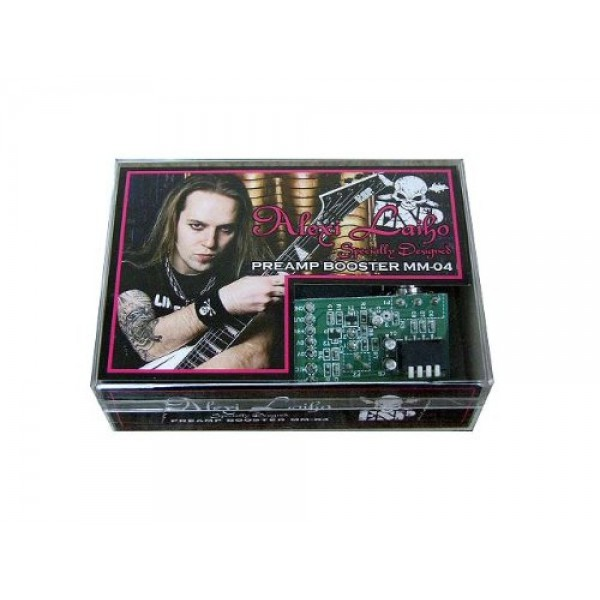 EMG MM-04 ALEXI LAIHO Preamp BOOSTER