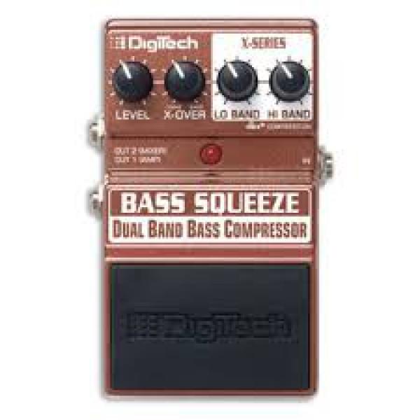Digitech XBS Bass Compressor