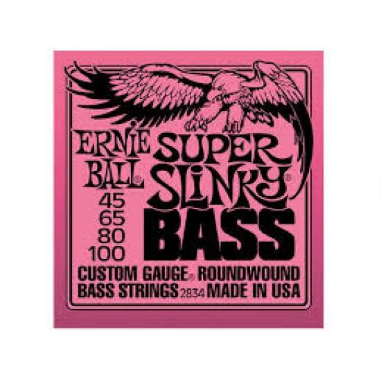 ERNIE  BALL  2834  SUPER  SLINKY  BASS