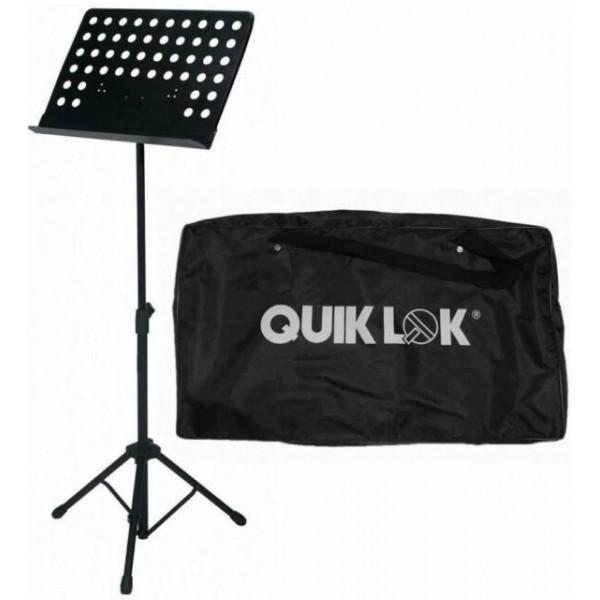 Quiklok MS330 LEGGIO CON BORSA