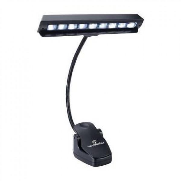 SOUNDSATION MSL 9 LAMPADA LUCE DA LEGGIO A 9 LED