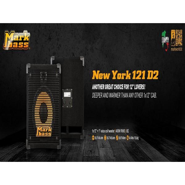 MARKBASS NEW YORK 121 D2