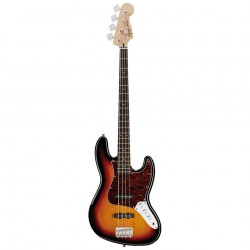 SQUIER CV 60' JAZZ BASS 3TS