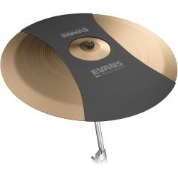 "Evans SoundOff Ride Cymbals Mute 22"""