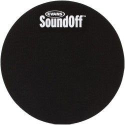 "EVANS 14"" SOUND OFF TOM MUTE"