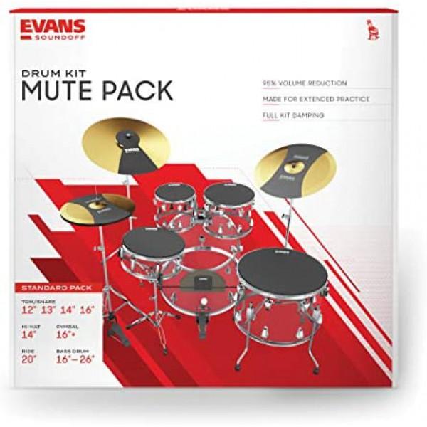 Evans Soundoff Standard Pack