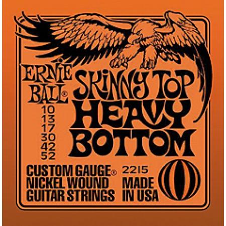 Ernie Ball Power Slinky 10/52 set per chitarra elettrica