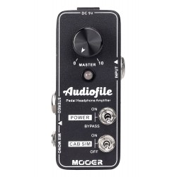 MOOER Audiofile - Headphone Amplifier