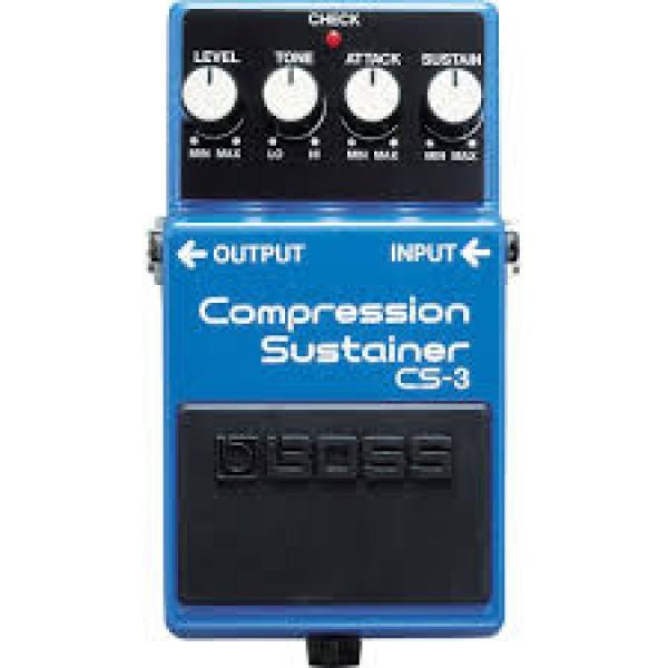 Boss CS-3 Compressor