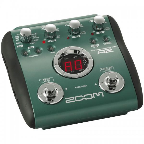 Zoom A2, Effetto per chitarra acustica comprensivo di alimentatore originale