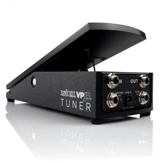 Ernie Ball 6203 VPJR Tuner Black Pedale Volume per Chitarra e Basso
