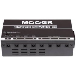 MOOER Macro Power - 8 Ports Isolated Power Supply