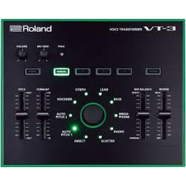 ROLAND VT3 AIRA Voice Transformer