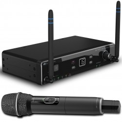 DB Technologies RW 16 MS handheld wireless microphone system