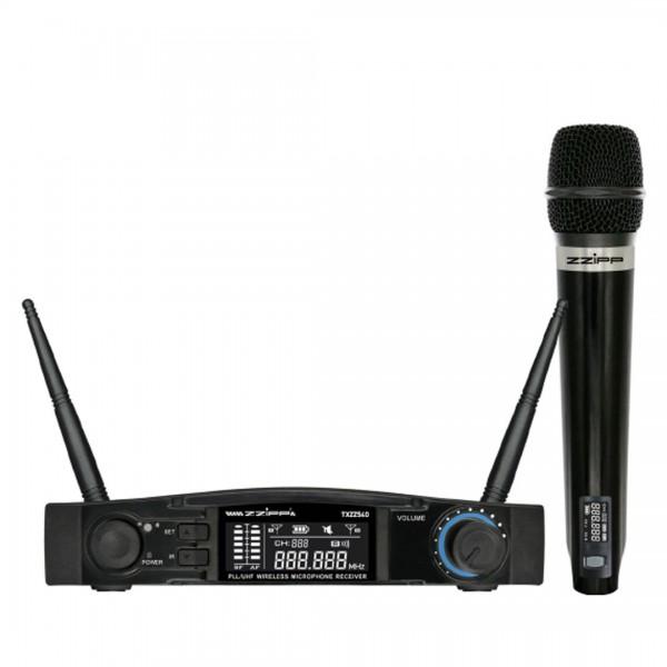 ZZIPP TXZZ540 Set Radiomicrofono a Gelato UHF 48