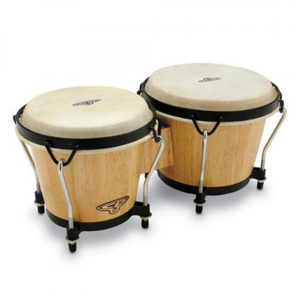 LP LATIN PERCUSSION CP221-AW BONGO CP TRADITIONAL NATURAL